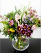 Kytica plná sviežich lúčnych kvetov