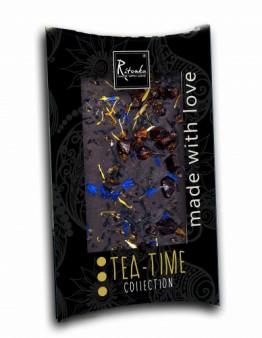 Ritonka Horká Čokoláda Kvetinový čaj, Nevädza, Nechtík,