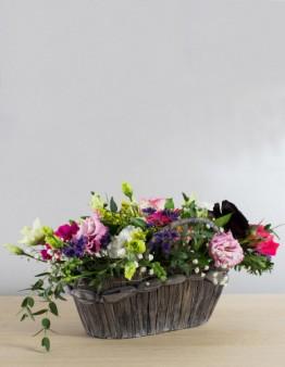 Kvetinový aranžmán