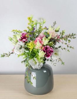 Kytica z menších lúčnych kvetov