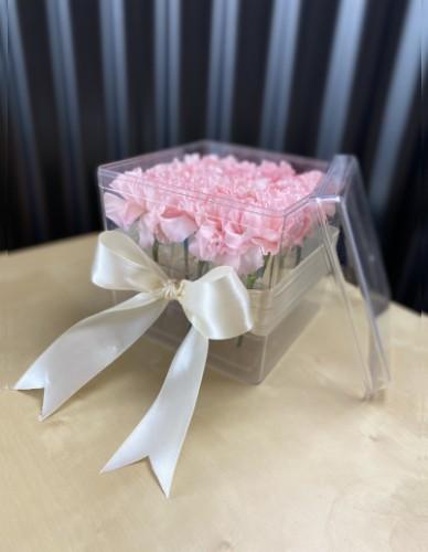 Kvetinové potešenie v krabičke